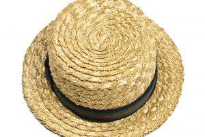 麦わら帽子