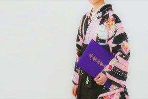 卒業式に袴レンタル