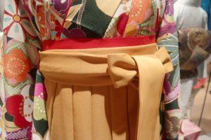 着物と袴のレンタル