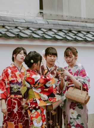 浅草で着物レンタルをしてインスタ映えスポットを巡ろう!