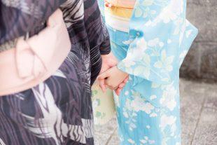 『浅草』カップルで浴衣レンタルしてデート