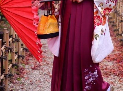 浅草の着物レンタルで袴を着よう!