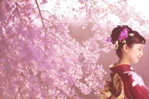 spring-kimono
